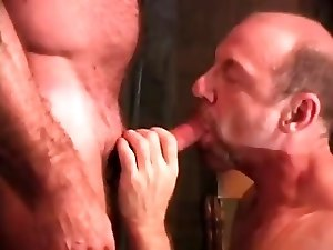 Smoking Rough gay sex