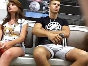 BULGE - HOT GUY ON KIEV TUBE